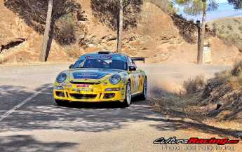 Rallye Costa de Almeria - 30 y 31 May