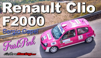 Video: Clio Rally de Sergio Capel en el Purche