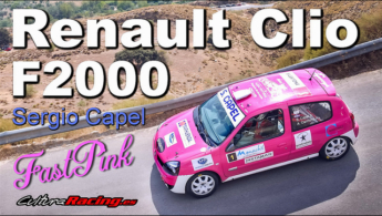 Video: Clio de Sergio Capel en el Purche