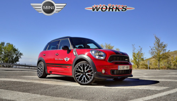 Mini Countryman S John Cooper Works - 30 Oct
