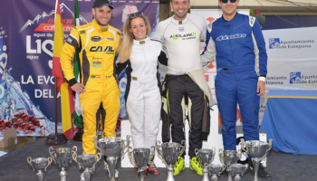 Doble podio para CCRacing en Estepona - 14 Mar