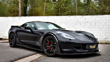 Reportaje: Corvette Z06 Black Carbon by APR