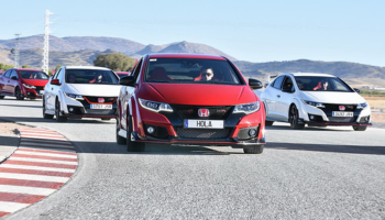 I TrackDay Civic Type R FK2 - 29 Oct