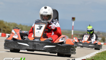 Sur Karting Series GP3: Karting Center Campillos