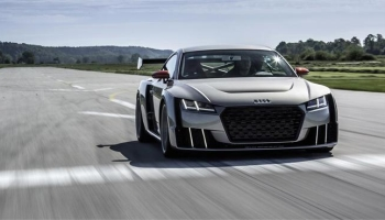 Audi TT Clubsport Turbo desvelado para Worthersee