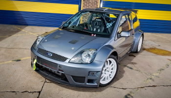 Marc Kinsey's Fiesta Cosworth 4×4 - 26 Feb '16
