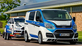 Ford Transit by M-Sport