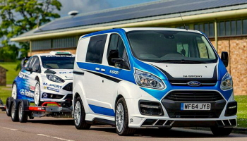 Ford Transit by M-Sport - 24 Jun '15