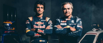Sainz vs Sainz: Duelo en car-cross